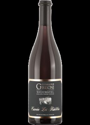 'Les Rables' Pinot Noir Neuchâtel AOC