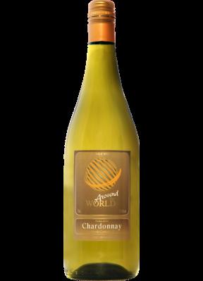Around the World Chardonnay Central Valley