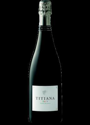 Titiana Brut Pansa Blanca Cava DO
