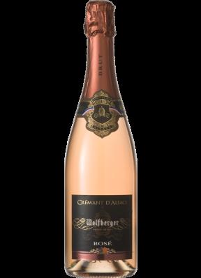 Brut Rosé Crémant d'Alsace AOC