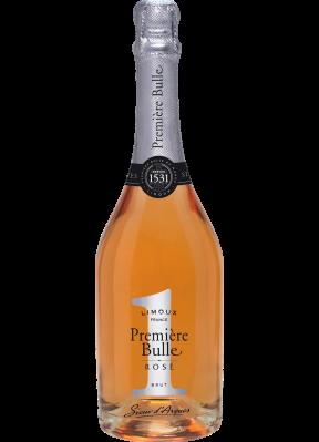 Première Bulle Brut Rosé Crémant Limoux AOC
