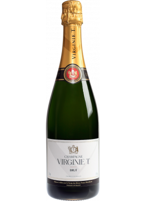 Virginie T. Brut Champagne AOC