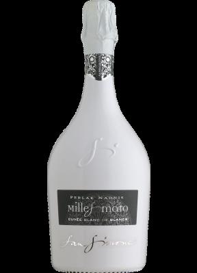 Perlae Naonis Weiss Brut Millesimato Cuvée Blanc de Blanc