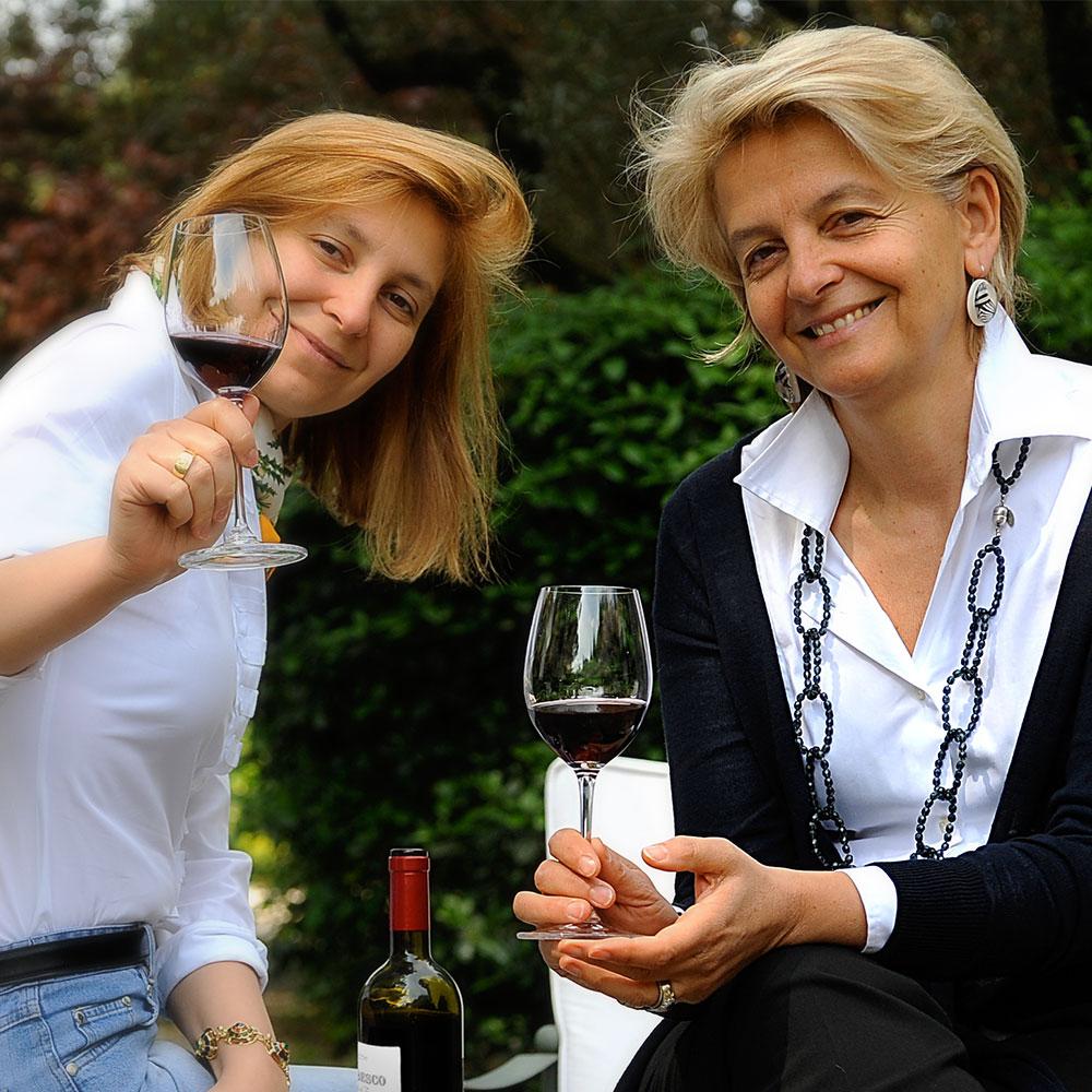 Wein Degustation mit Pommard