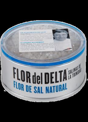 Flor de Sal Natural Flor del Delta